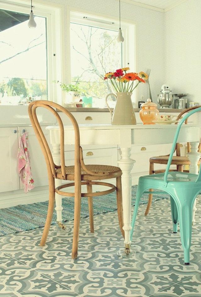Những ý tưởng tạo vẻ đẹp thời thượng cho phòng ăn bằng bí quyết kết hợp nội thất - Ảnh 3.