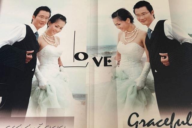 16 năm bên nhau của vợ chồng Hoàng Bách - Ảnh 5.