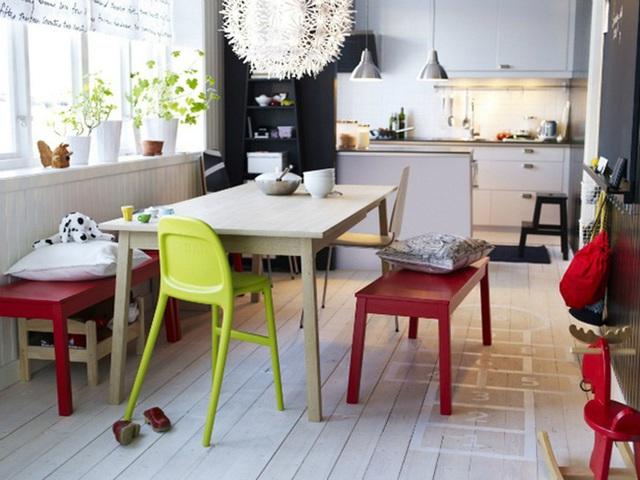 Những ý tưởng tạo vẻ đẹp thời thượng cho phòng ăn bằng bí quyết kết hợp nội thất - Ảnh 10.