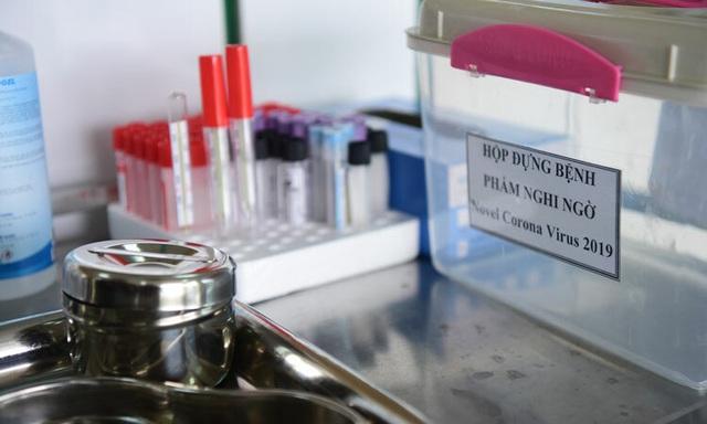 Bộ Y tế cấp số đăng ký tạm thời cho 2 sinh phẩm xét nghiệm virus corona mới - Ảnh 2.