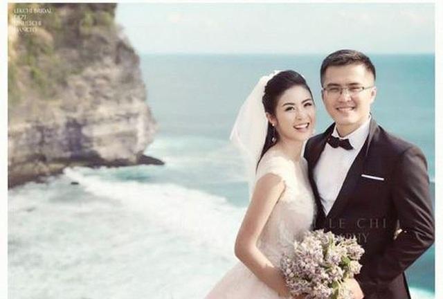 Hoa hậu Ngọc Hân hoãn cưới vì dịch COVID-19 - Ảnh 1.