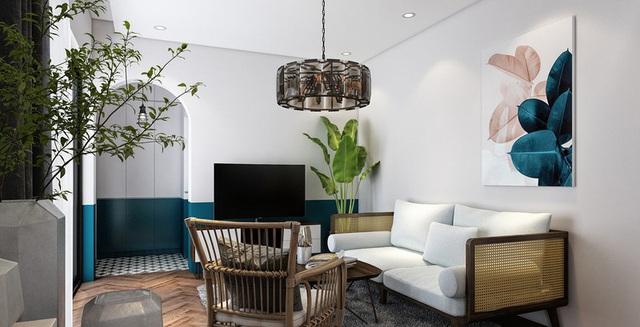 Gia chủ hoài cổ sử dụng nội thất năm 1970 đầy sáng tạo cho ngôi nhà của mình - Ảnh 1.
