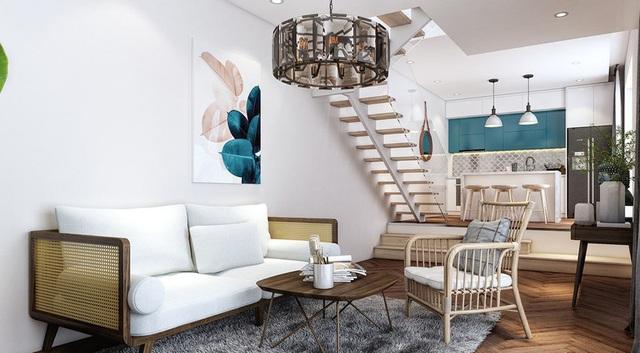 Gia chủ hoài cổ sử dụng nội thất năm 1970 đầy sáng tạo cho ngôi nhà của mình - Ảnh 2.