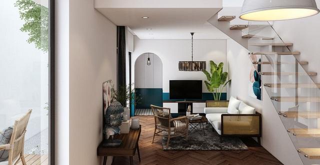 Gia chủ hoài cổ sử dụng nội thất năm 1970 đầy sáng tạo cho ngôi nhà của mình - Ảnh 7.