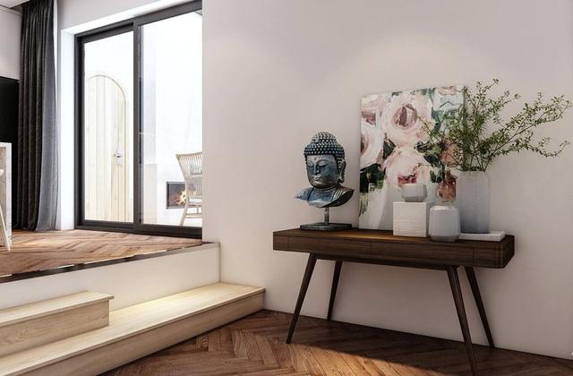 Gia chủ hoài cổ sử dụng nội thất năm 1970 đầy sáng tạo cho ngôi nhà của mình - Ảnh 8.