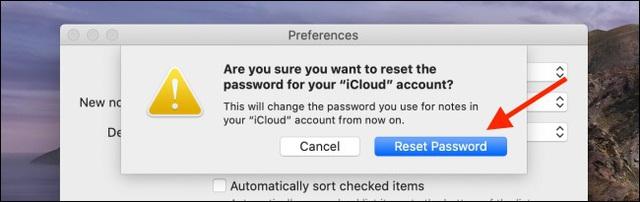 Làm gì khi quên mật khẩu bảo vệ ghi chú Apple Notes trên iPhone, iPad và Mac? - Ảnh 10.
