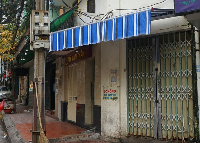 Hàng loạt quán ăn, nhà hàng tạm thời đóng cửa để phòng dịch COVID-19 - Ảnh 7.