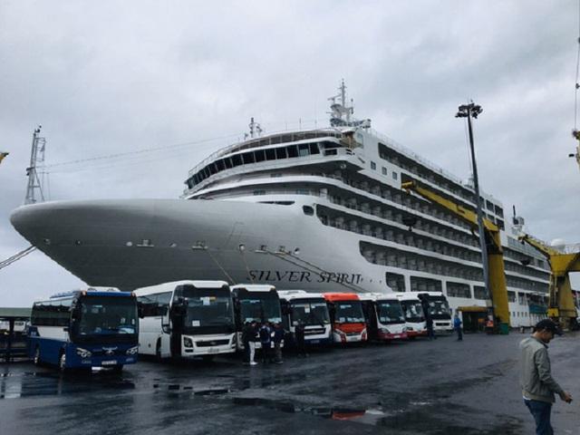 Du thuyền Silver Spirit không được nhập cảnh vào TP.HCM - Ảnh 3.