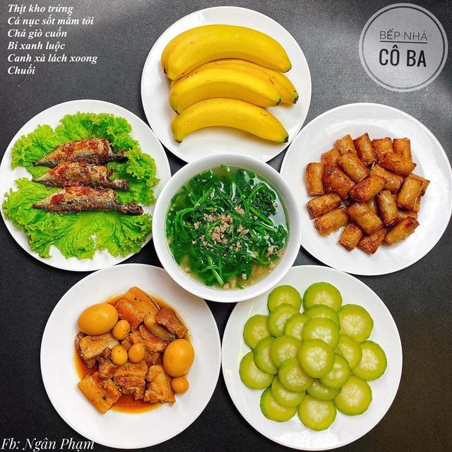 Cô gái 8x tiết lộ bí quyết thần thánh làm nên những bữa cơm đơn giản mà đẹp mắt - Ảnh 2.