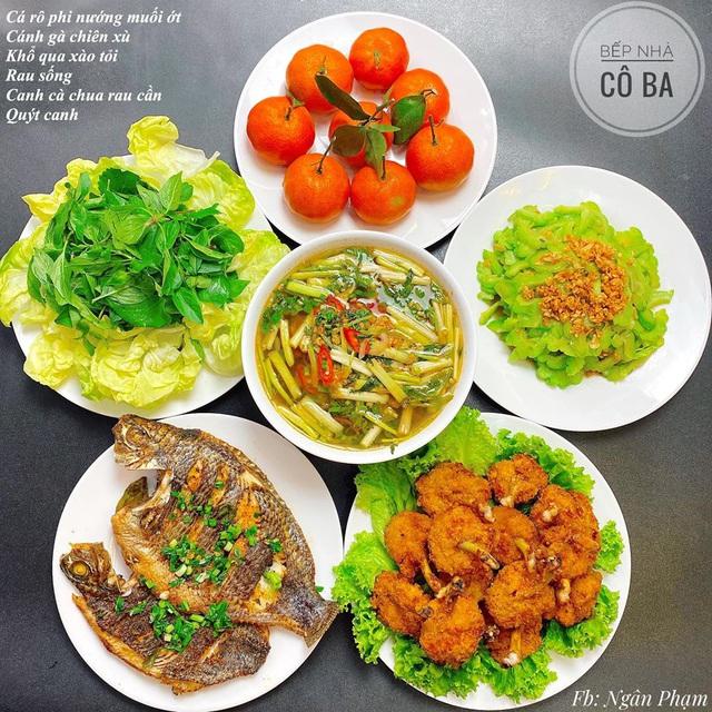 Cô gái 8x tiết lộ bí quyết thần thánh làm nên những bữa cơm đơn giản mà đẹp mắt - Ảnh 4.