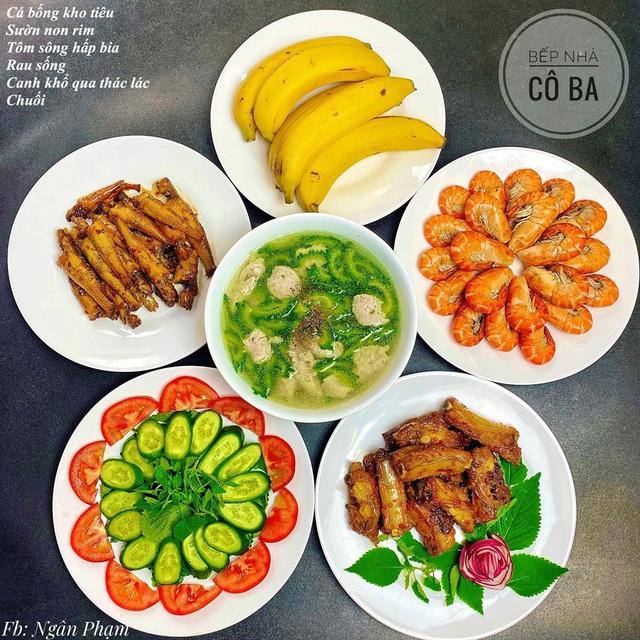 Cô gái 8x tiết lộ bí quyết thần thánh làm nên những bữa cơm đơn giản mà đẹp mắt - Ảnh 6.