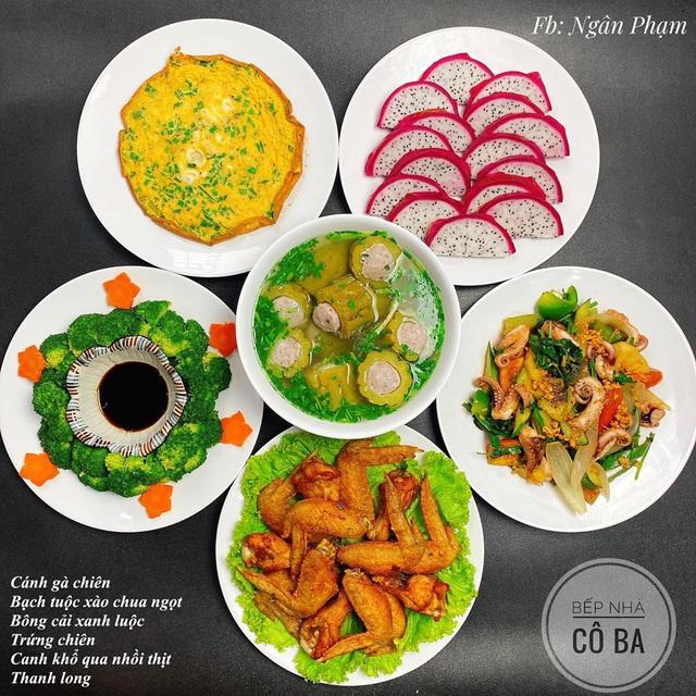 Cô gái 8x tiết lộ bí quyết thần thánh làm nên những bữa cơm đơn giản mà đẹp mắt - Ảnh 8.