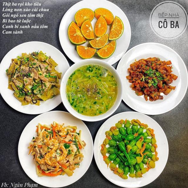 Cô gái 8x tiết lộ bí quyết thần thánh làm nên những bữa cơm đơn giản mà đẹp mắt - Ảnh 11.