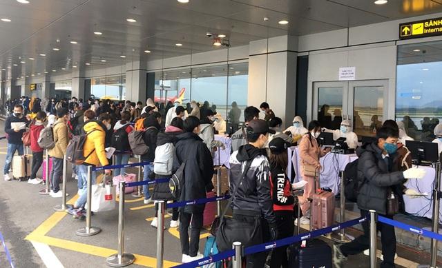 Toàn bộ du khách nước ngoài cùng chuyến bay với BN46 đã rời Quảng Ninh - Ảnh 5.
