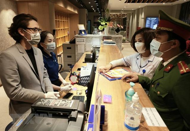 Kiểm tra khai báo y tế tại cơ sở lưu trú du lịch trên toàn quốc; chung tay xây dựng dữ liệu chống dịch COVID-19 - Ảnh 5.