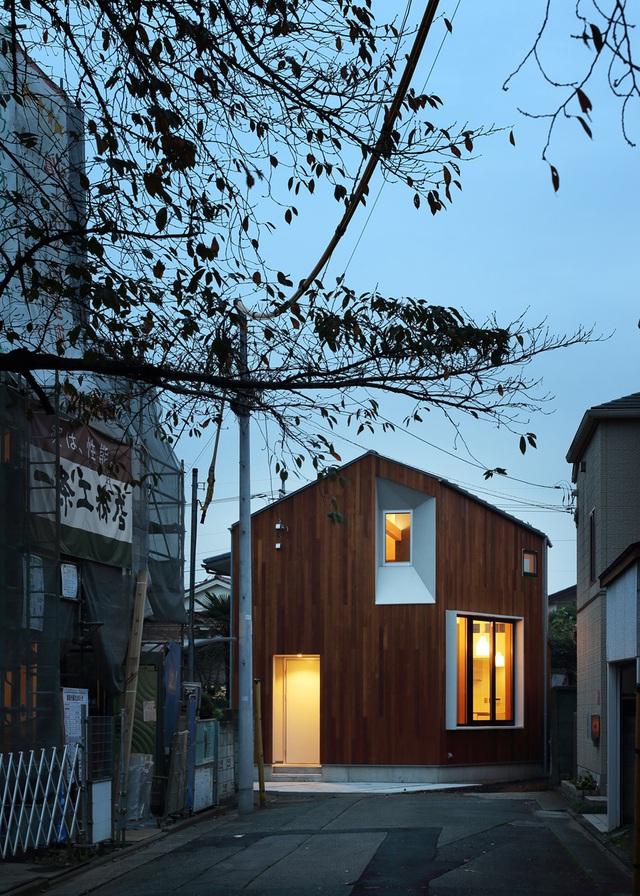 Căn nhà cấp 4 ấm cúng, lãng mạn bên cây anh đào nở rộ của đôi vợ chồng 40 tuổi - Ảnh 3.