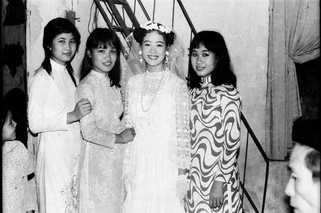 NSƯT Chiều Xuân khoe ảnh cưới chụp 33 năm trước - Ảnh 4.