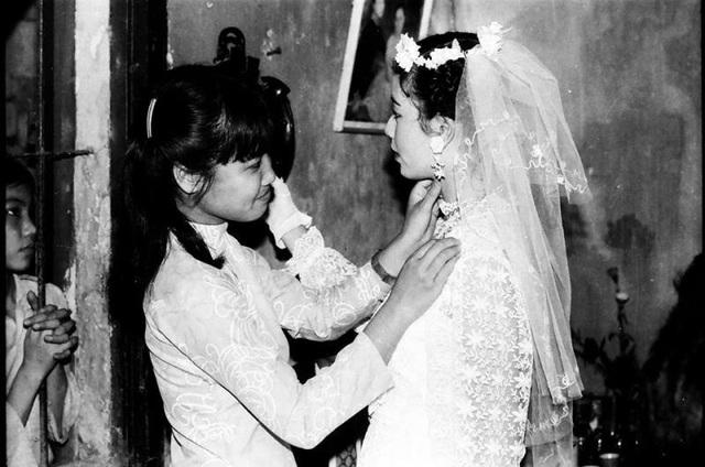 NSƯT Chiều Xuân khoe ảnh cưới chụp 33 năm trước - Ảnh 5.