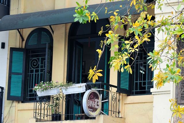 Vẻ đẹp thơ mộng trên những khung cửa sổ chỉ có ở mùa cây thay lá - Ảnh 2.