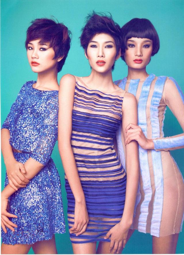 Ngã rẽ của các chân dài Next Top Model nổi danh một thời - Ảnh 5.