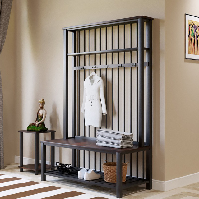 Nếu bạn có một căn nhà nhỏ thì đừng bỏ qua những mẫu kệ để đồ kết hợp bàn ghế vừa đẹp vừa tiện dụng này - Ảnh 13.