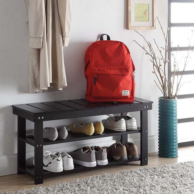 Nếu bạn có một căn nhà nhỏ thì đừng bỏ qua những mẫu kệ để đồ kết hợp bàn ghế vừa đẹp vừa tiện dụng này - Ảnh 7.