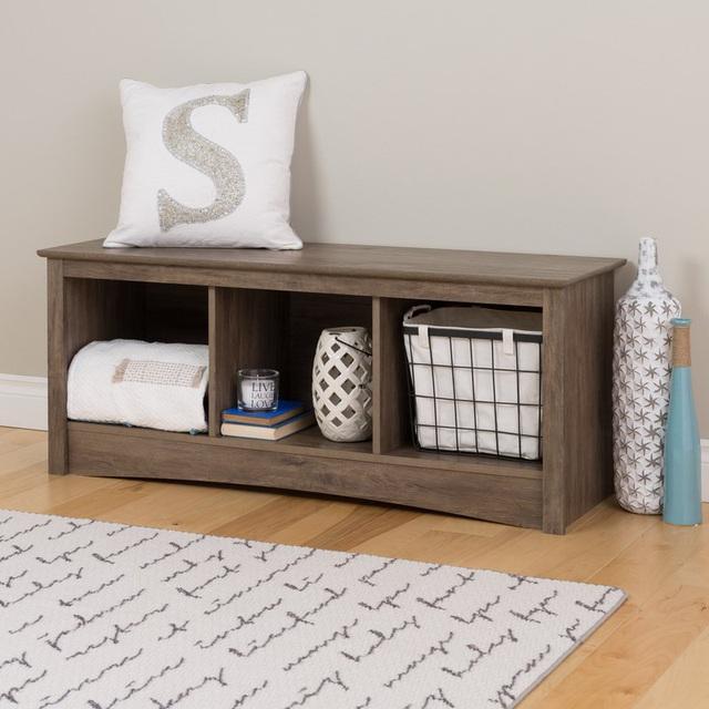 Nếu bạn có một căn nhà nhỏ thì đừng bỏ qua những mẫu kệ để đồ kết hợp bàn ghế vừa đẹp vừa tiện dụng này - Ảnh 9.