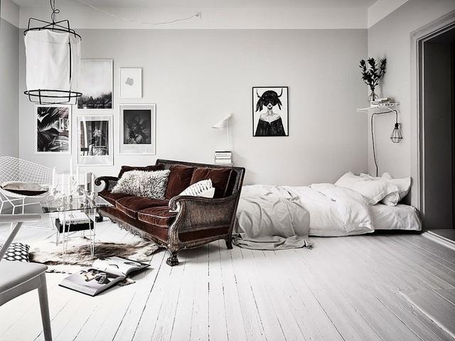 Đây là mẫu phòng ngủ được các gia đình trẻ lựa chọn nhiều nhất  bởi sự tối giản và tinh tế - Ảnh 16.