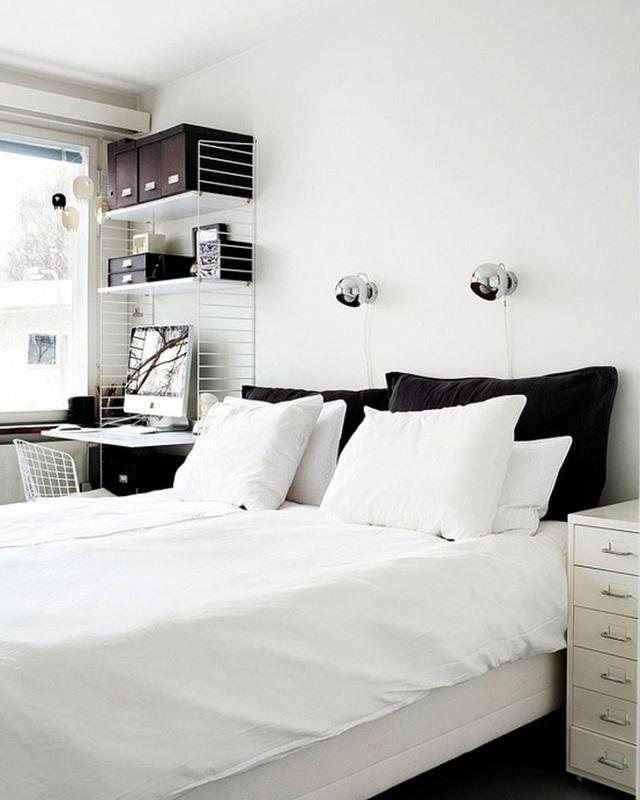 Đây là mẫu phòng ngủ được các gia đình trẻ lựa chọn nhiều nhất  bởi sự tối giản và tinh tế - Ảnh 10.