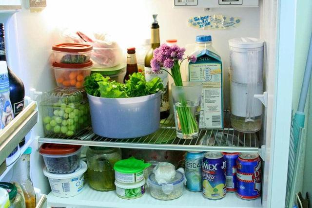 Dùng tủ lạnh thế nào để tiết kiệm điện - Ảnh 1.