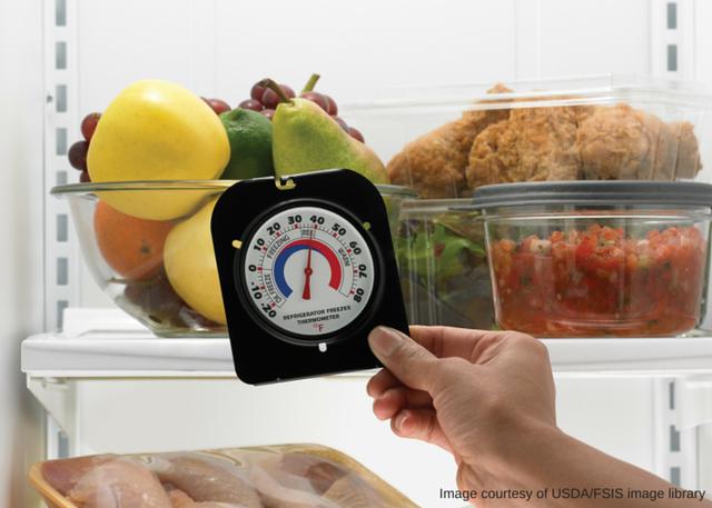 Dùng tủ lạnh thế nào để tiết kiệm điện - Ảnh 2.