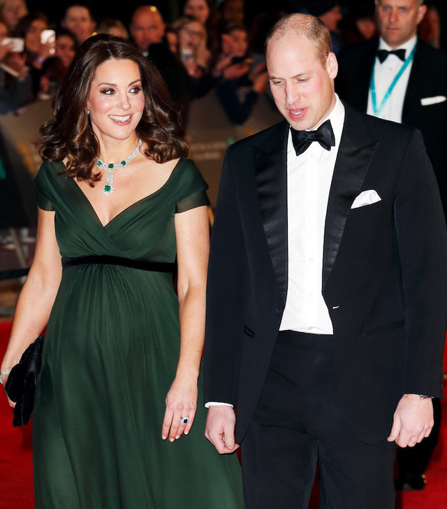 Công nương Anh luôn biết cách mặc đẹp với trang phục màu xanh lá - Ảnh 5.