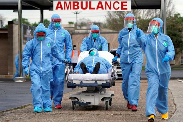 200 ca tử vong ở Mỹ, California ra lệnh cho 40 triệu dân ở nhà - Ảnh 2.