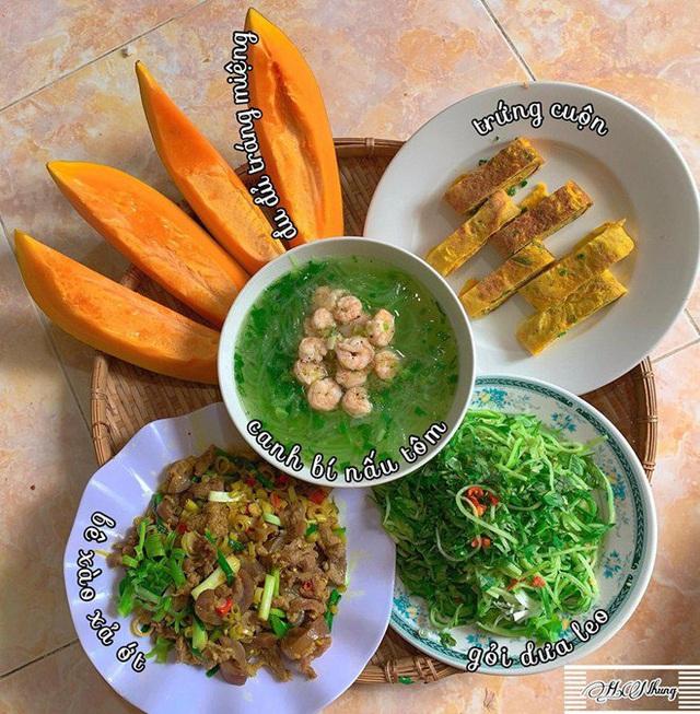 Mẹ 4 con Sài Gòn từ làm gì cũng vụng đến nấu đủ món ngon nhờ công của mẹ chồng - Ảnh 10.
