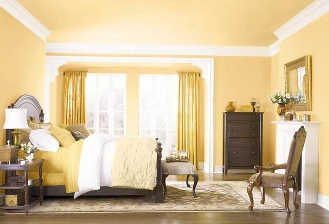 Đừng bỏ qua 10 màu sơn được các chuyên gia khuyên là nên dùng cho phòng ngủ - Ảnh 4.