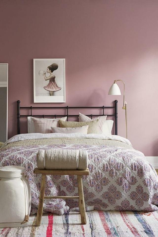 Đừng bỏ qua 10 màu sơn được các chuyên gia khuyên là nên dùng cho phòng ngủ - Ảnh 6.
