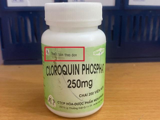 Tuyệt đối không mua dự trữ thuốc sốt rét phòng COVID-19 kẻo phải cấp cứu vì nguy kịch như người đàn ông ở Hà Nội này - Ảnh 2.