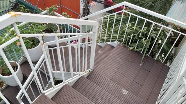 Chiêm ngưỡng ngôi nhà làm từ hai thùng container giữa thành phố Hà Tĩnh - Ảnh 5.