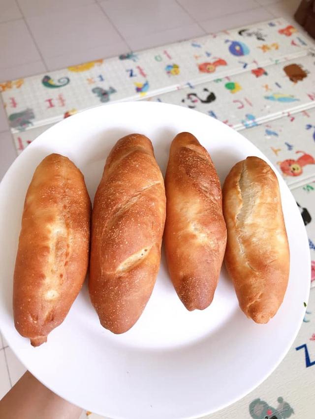 Làm bánh mì siêu dễ bằng nồi chiên không dầu, mẹ vụng cũng có thể học theo - Ảnh 7.