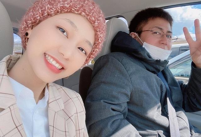 Cô gái Việt bị ung thư và chuyện tình với chàng trai Nhật  - Ảnh 1.