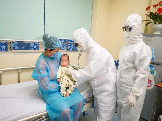 Dự phòng và xử trí COVID-19 ở phụ nữ mang thai và trẻ sơ sinh thế nào? - Ảnh 3.