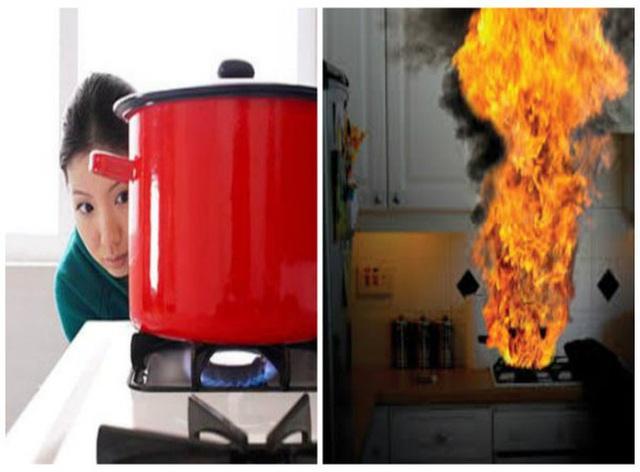 Nhiều người quên làm điều này khi sử dụng bếp gas khiến nhà gặp họa vì ông hỏa hỏi thăm - Ảnh 3.