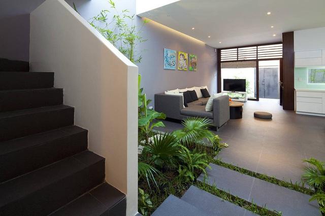 Nhà phố Sài Gòn sử dụng nội thất đơn giản đến mức tối đa để tiết kiệm chi phí nhưng vẫn đẹp mê ly - Ảnh 7.