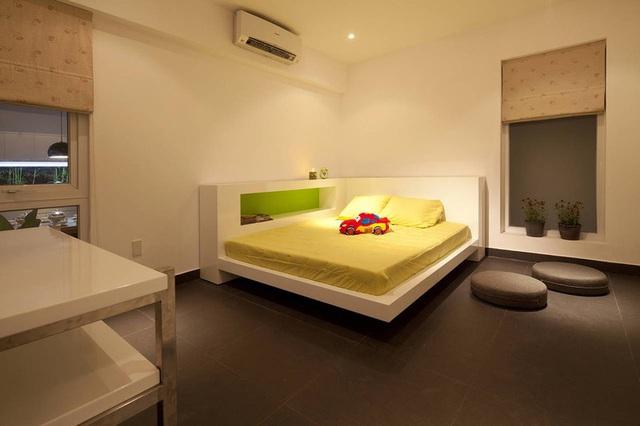 Nhà phố Sài Gòn sử dụng nội thất đơn giản đến mức tối đa để tiết kiệm chi phí nhưng vẫn đẹp mê ly - Ảnh 10.