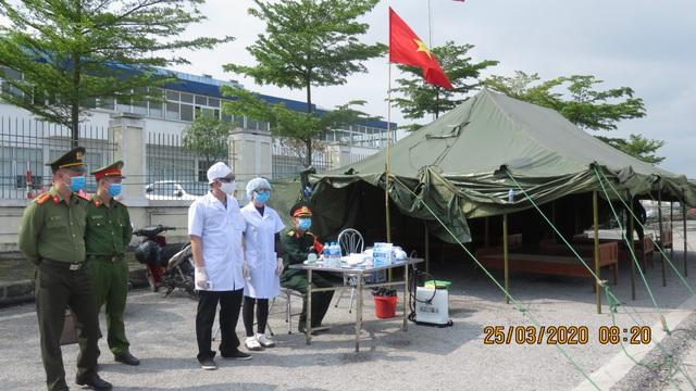 Hải Phòng kiểm soát y tế mọi trường hợp ngoại tỉnh vào địa phương - Ảnh 7.