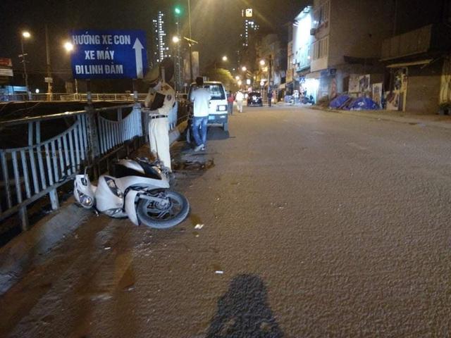 Xác định tài xế say rượu, gây tai nạn rồi bỏ chạy ở Hà Nội - Ảnh 3.