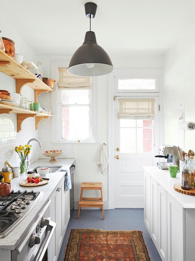 15 căn bếp nhỏ nhưng vẫn khiến người khác phải trầm trồ vì tiện nghi không thiếu thứ gì - Ảnh 5.