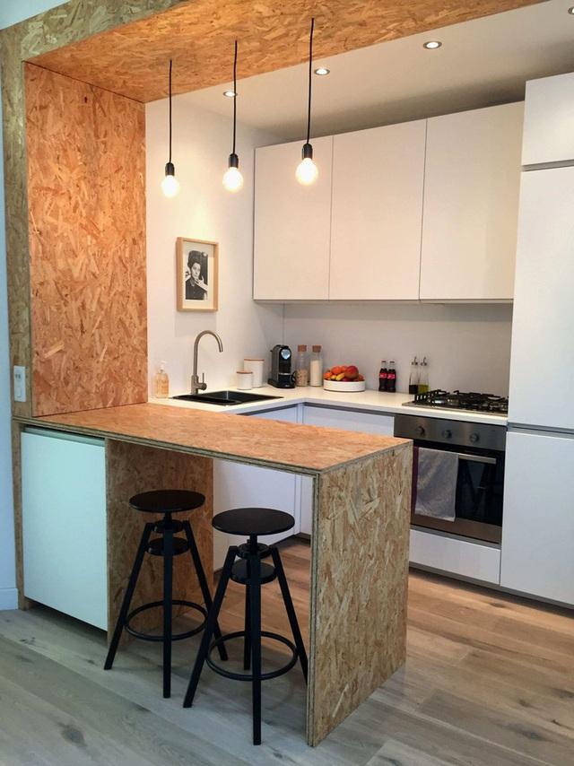 15 căn bếp nhỏ nhưng vẫn khiến người khác phải trầm trồ vì tiện nghi không thiếu thứ gì - Ảnh 6.
