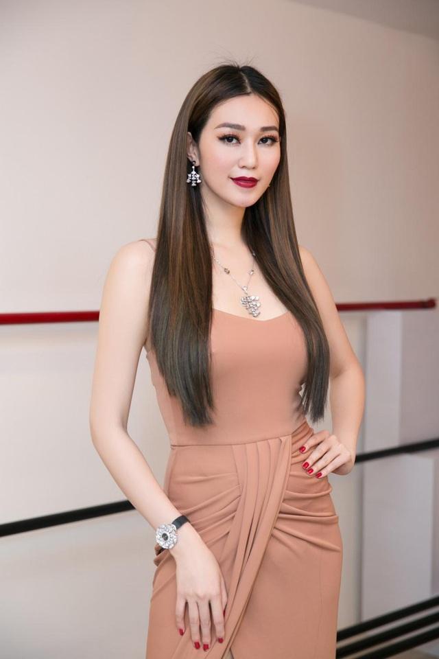 Diễn viên Khánh My bật mí về bạn trai Tiến Vũ - Ảnh 2.