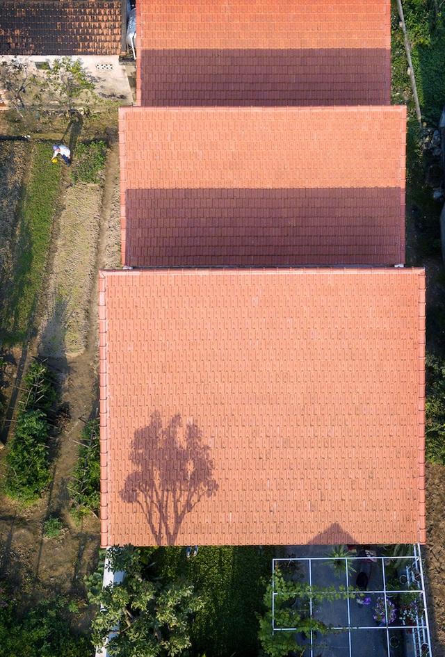 Nhà ba gian ba mái ở Nghệ An - Ảnh 4.